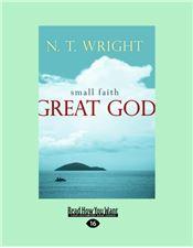 Small Faith - Great God