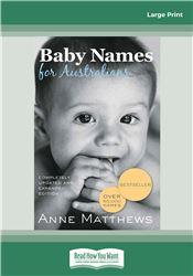 Baby Names for Australia