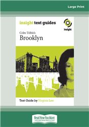 Colm Toibin's Brooklyn