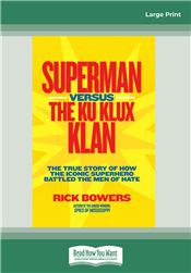 Superman vs. the Ku Klux Klan