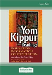 Yom Kippur Readings
