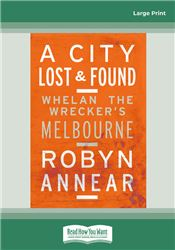 A City Lost & Found