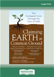 Claiming Earth as Common Ground