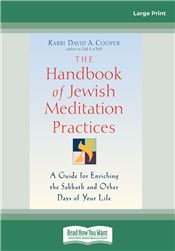 The Handbook of Jewish Meditation Practices