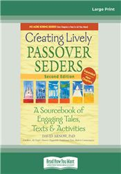 Creating Lively Passover Seders
