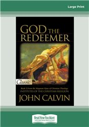 God the Redeemer