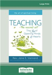 Teaching—The Sacred Art