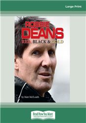 Robbie Deans - Red, Black & Gold