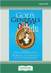 God's Generals For Kids/Maria Woodworth-Etter