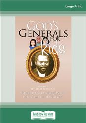 God's Generals For Kids/William Seymour