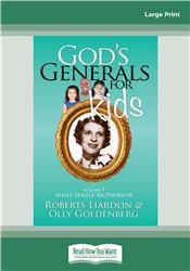 God's Generals For Kids/Aimee Semple McPherson