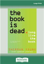 The Book is dead