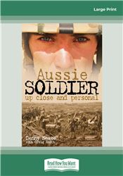 Aussie Soldier Up Close and Personal