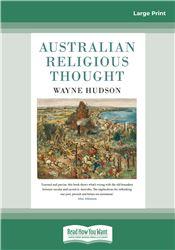 Australian Religious Thought