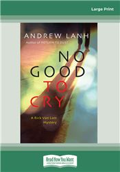 No Good to Cry