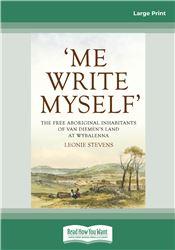 Me Write Myself