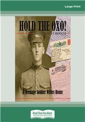 Hold the Oxo!