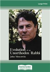 Evolution of an Unorthodox Rabbi