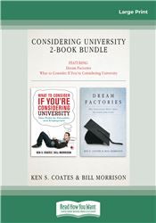 Considering University 2-Book Bundle