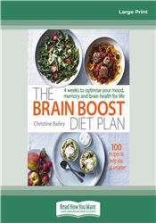 Brain Boost Diet Plan