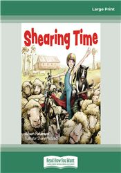 Shearing Time