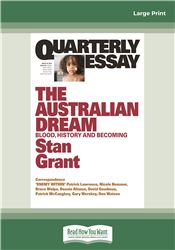 Quarterly Essay 64 The Australian Dream