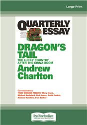 Quarterly Essay 54 Dragon's Tail