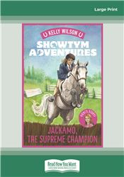 Showtym Adventures 7: Jackamo, the Supreme Champion