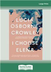 I Choose Elena