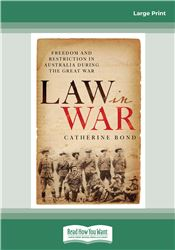 Law in War