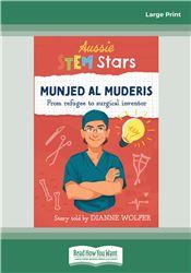 Aussie STEM Stars Munjed Al Muderis