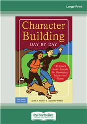 Character Building Day by Day: