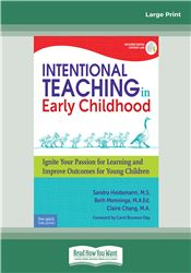 Intentional Teaching in Early Childhood: