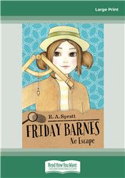 Friday Barnes 9: No Escape
