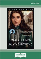 Enola Holmes and the Black Barouche: Enola Holmes 7