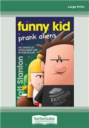 Funny Kid Prank Aliens