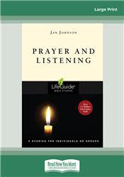 Prayer and Listening