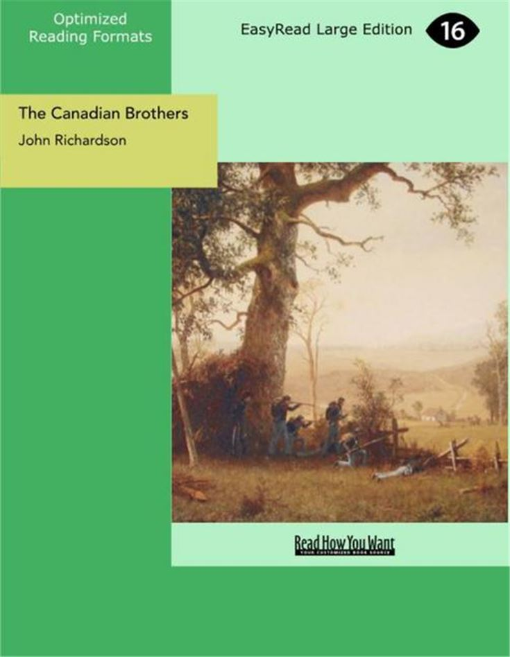 The Canadian Brothers