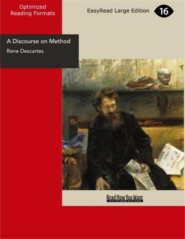 A Discourse on Method