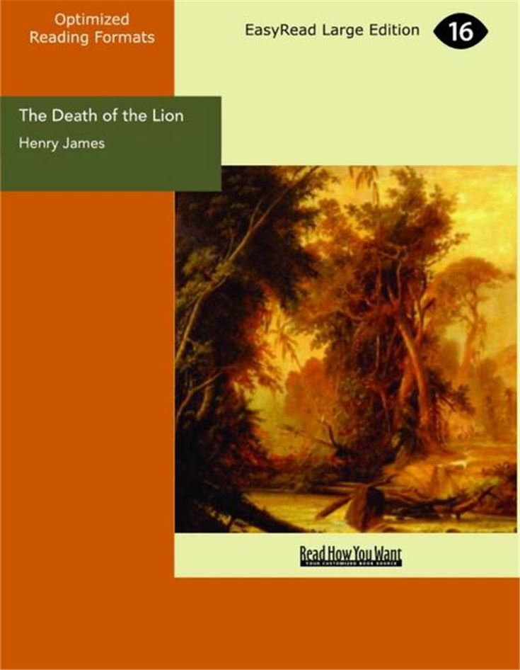 The Death of the Lion
