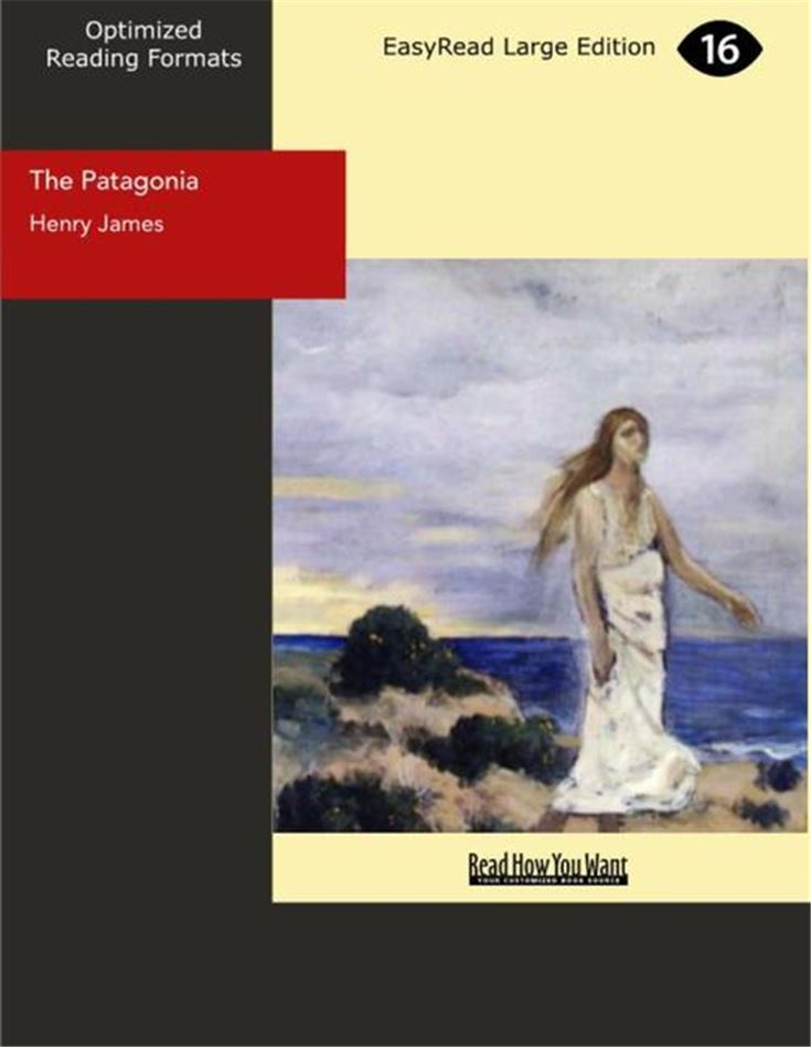 The Patagonia Henry James