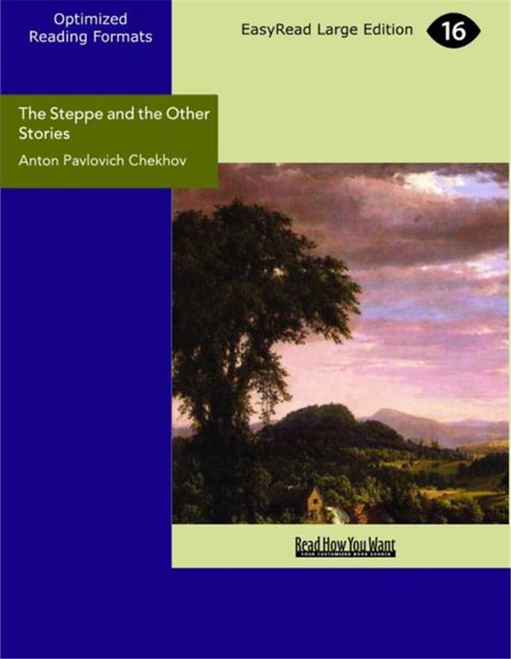 The Steppe and the Other Stories