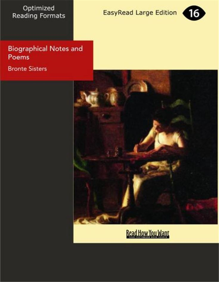 Biographical Notes and Poems