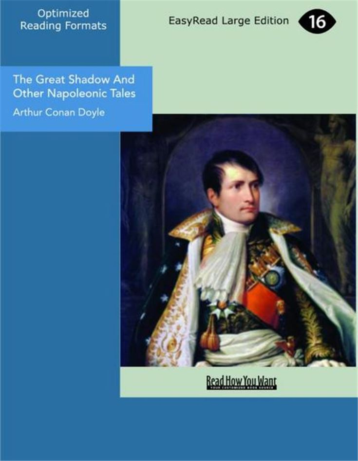 The Great Shadow And Other Napoleonic Tales