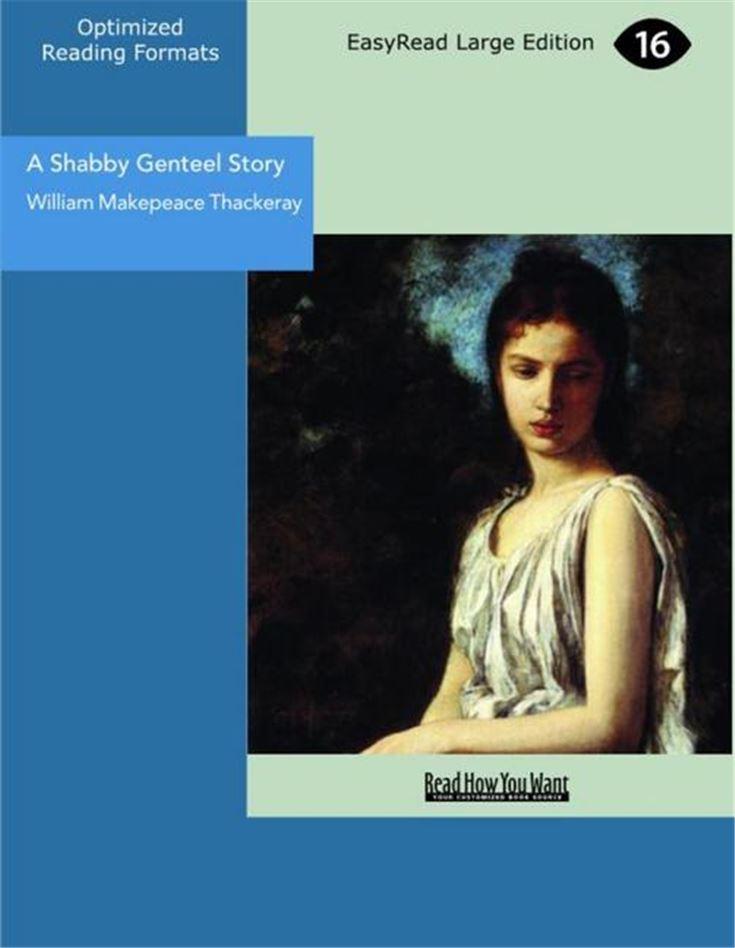 A Shabby Genteel Story