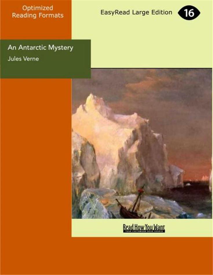 An Antarctic Mystery
