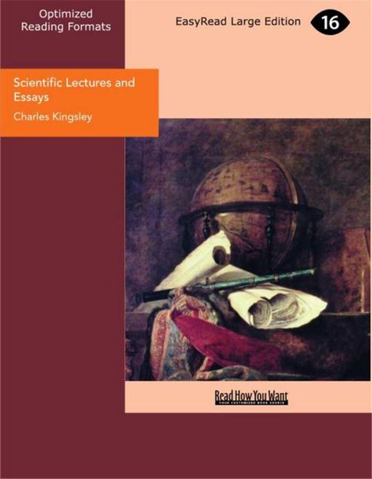 Scientific Lectures and Essays