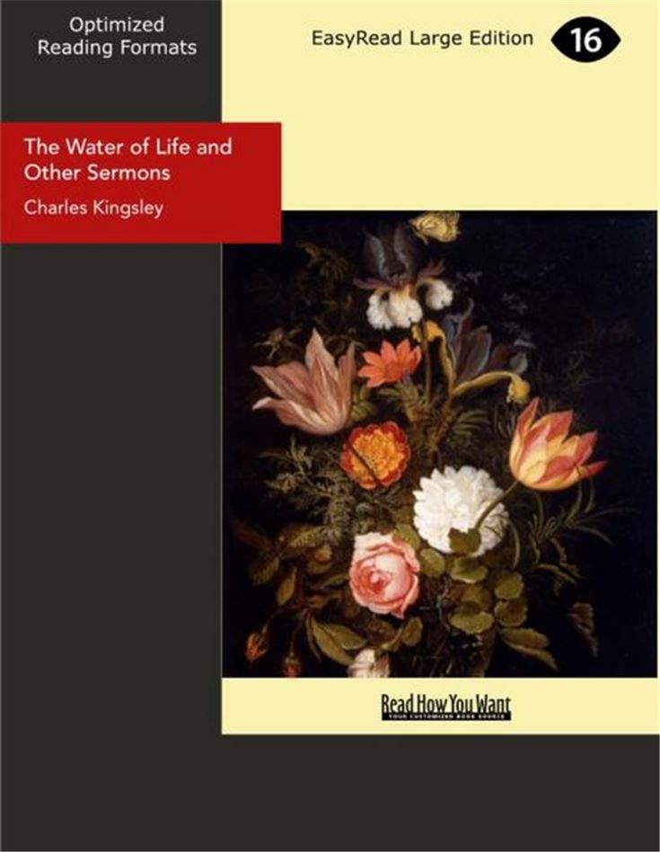 The Water of Life and Other Sermons