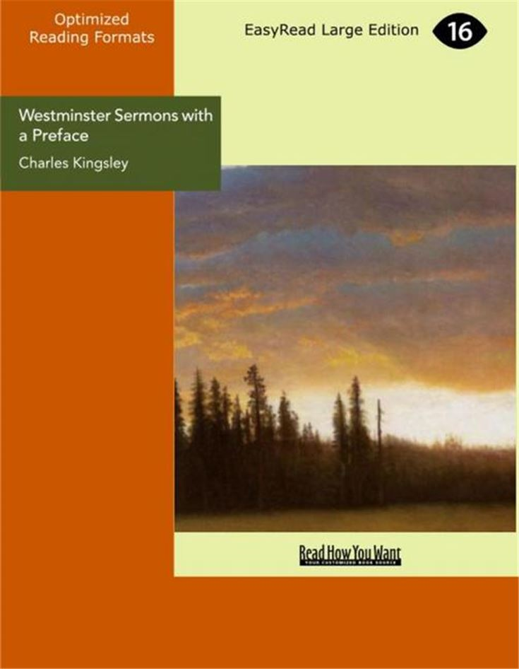 Westminster Sermons with a Preface