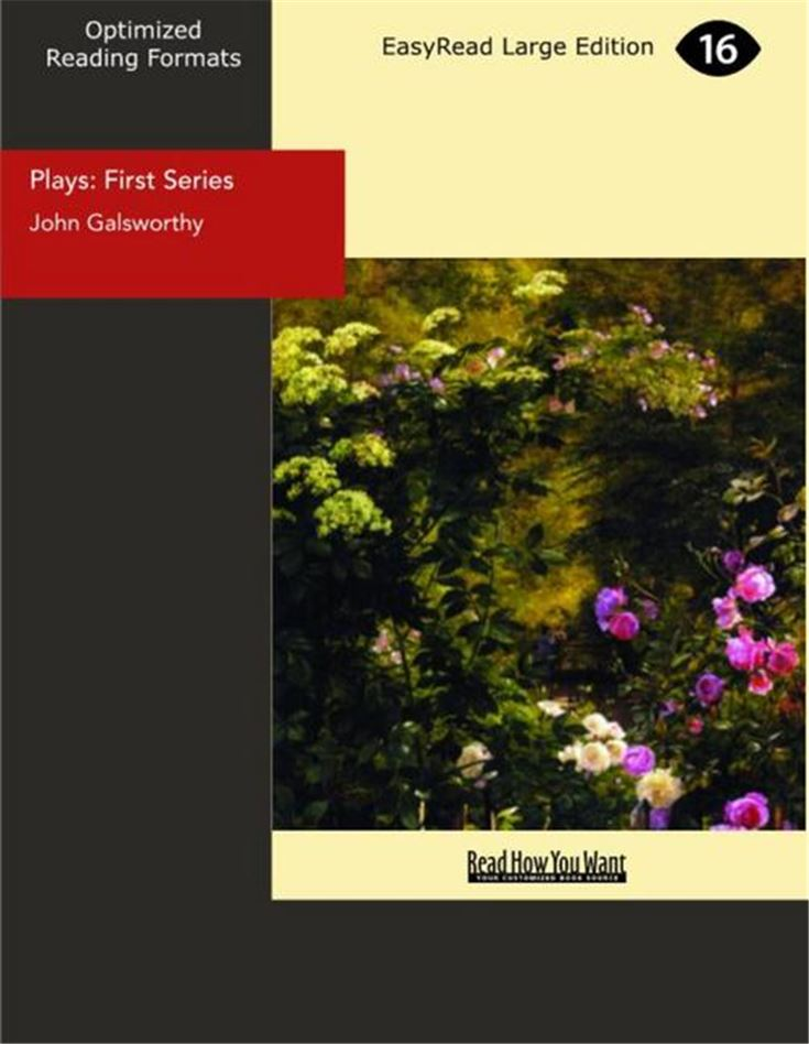 Plays: First Series